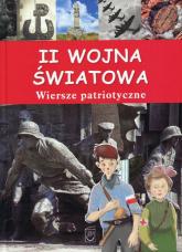 II wojna światowa Wiersze patriotyczne -    mała okładka