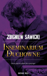 Inseminarium duchowne - Zbigniew Sawicki | mała okładka