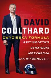 Zwycięska Formuła Przywództwo, strategia, motywacja jak w Formule 1 - David Coulthard | mała okładka