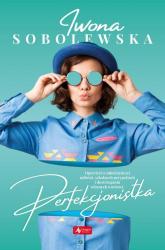 Perfekcjonistka - Iwona Sobolewska | mała okładka
