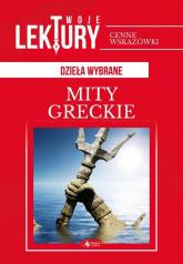 Mity greckie -    mała okładka