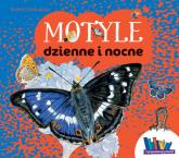 Motyle dzienne i nocne - Izabela Dziekańska | mała okładka