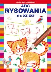 ABC rysowania dla dzieci - Jagielski Mateusz, Pruchnicki Krystian | mała okładka