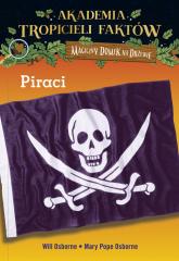 Akademia Tropicieli Faktów Piraci - Will Osborne, Mary Pope Osborne | mała okładka