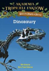 Akademia Tropicieli Faktów Dinozaury - Will Osborne, Mary Pope Osborne | mała okładka