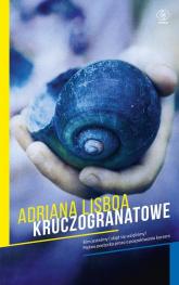 Kruczogranatowe - Adriana Lisboa | mała okładka