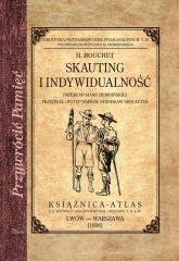 Skauting i indywidualność Przekład Marii Ziembińskiej przejrzał i wstęp napisał Stanisław Sedlaczek - Henri Bouchet | mała okładka