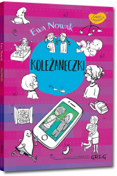 Koleżaneczki - Ewa Nowak | mała okładka