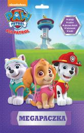 Psi Patrol Megapaczka cz 1 - zbiorowe opracowanie | mała okładka