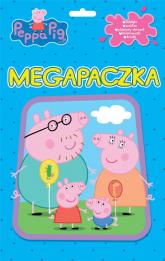 Świnka Peppa Megapaczka część 1 -  | mała okładka