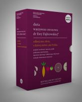 Dieta warzywno-owocowa dr Ewy Dąbrowskiej® Pakiet - Dąbrowska Beata, Borkowska Paulina | mała okładka