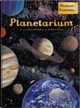 Planetarium - Raman Prinja | mała okładka