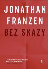 Bez skazy - Jonathan Franzen | mała okładka