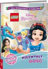 LEGO Disney Księżniczka Niezwykły gość LNRD-6102 - Jessica Brody | mała okładka