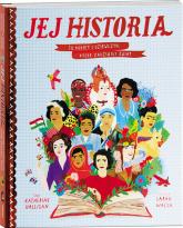Jej historia 50 kobiet i dziewczyn które zadziwiły AL-7000 - Kathrine Halligan | mała okładka