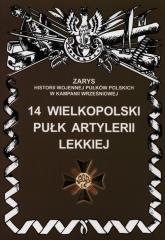 14 Wielkopolski Pułk Artylerii Lekkiej - Przemysław Dymek | mała okładka