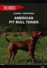 American pit bull terier - Joanna Zarzyńska | mała okładka