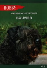 Bouvier - Magdalena Ostrowska | mała okładka