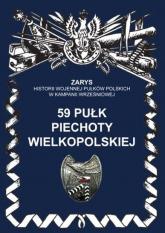 59 pułk piechoty wielkopolskiej - Przemysław Dymek | mała okładka