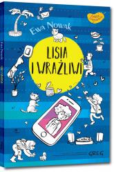 Lisia i wrażliwi - Ewa Nowak | mała okładka