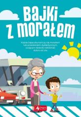Bajki z morałem - Iwona Czarkowska | mała okładka