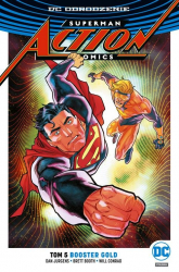 Superman Action Comics Tom 5 - Dan Jurgens | mała okładka