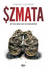 Szmata - Tomasz Łapiński | mała okładka