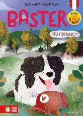 Pies na medal Baster Pies ratowniczy Tom 6 - Barbara Gawryluk | mała okładka