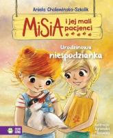 Misia i jej mali pacjenci Urodzinowa niespodzianka - Aniela Cholewińska-Szkolik   mała okładka