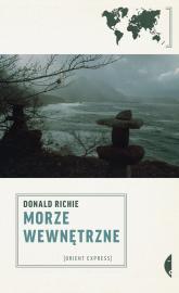 Morze Wewnętrzne - Donald Richie | mała okładka