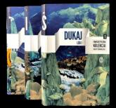 Lód Tom 1-3 Pakiet - Jacek Dukaj | mała okładka