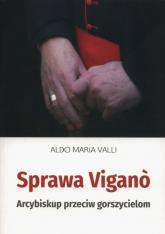 Sprawa Vigano - Valli Aldo Maria   mała okładka