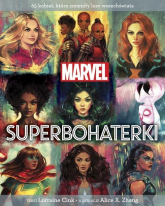 MARVEL Superbohaterki -  | mała okładka