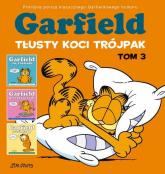 Garfield Tłusty koci trójpak Tom 3 - Jim Davis | mała okładka