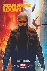 Staruszek Logan Tom 2 Berserk - Jeff Lemire | mała okładka