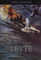 Leyte - Morison Samuel Eliot | mała okładka