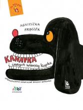Kanapka i innych wierszy kapka - Agnieszka Frączek | mała okładka