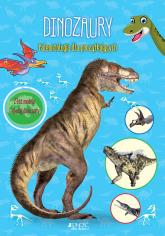 Dinozaury Paleontologia dla początkujących Złóż modele i zbadaj dinozaury -    mała okładka