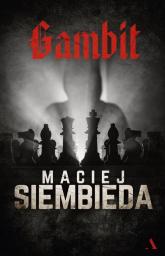 Gambit - Maciej Siembieda | mała okładka