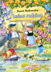 Leśna rodzina - Basia Badowska | mała okładka