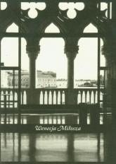 Wenecja Miłosza -  | mała okładka