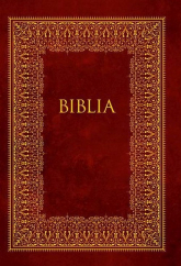 Biblia domowa standard - Kazimierz Romaniuk   mała okładka