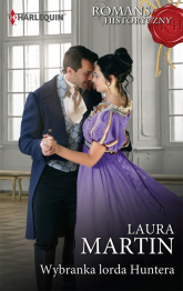 Wybranka lorda Huntera - Laura Martin | mała okładka