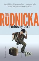 Fartowny pech - Olga Rudnicka | mała okładka