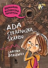 Ada strażniczka skarbu - Grażyna Bąkiewicz | mała okładka