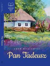 Pan Tadeusz - Adam Mickiewicz | mała okładka