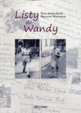 Listy do Wandy - Dobrołęcki Piotr, Woronow Marzena | mała okładka