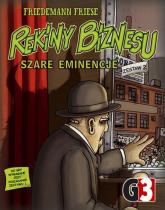 Rekiny biznesu - Szare eminencje Zestaw 2 - Friedemann Friese   mała okładka