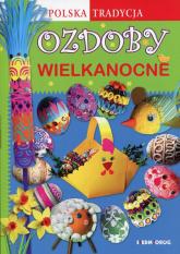Ozdoby wielkanocne Polska tradycja -    mała okładka