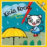 Kicia Kocia i straszna burza - Anita Głowińska | mała okładka